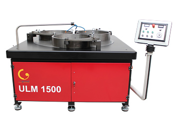 Stationary grinding &     lapping machines